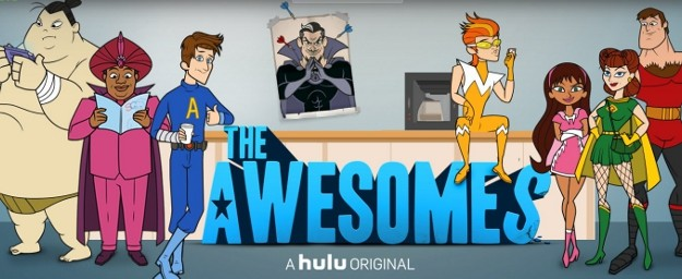 Seth Meyers' THE AWESOMES - A Hulu Original Series