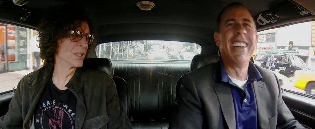 Jerry Seinfeld's Comedians In Cars Getting Coffee - Howard Stern
