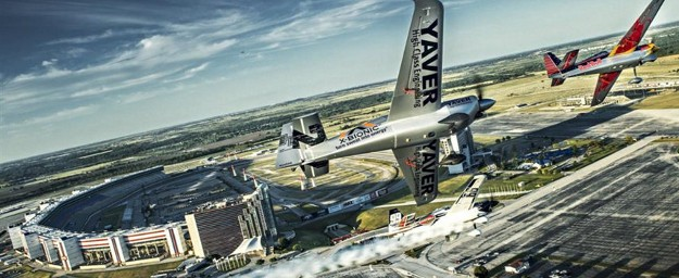 The Red Bull Air Races Take Flight In The US And On Demand