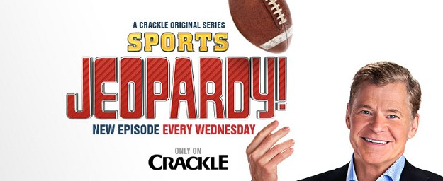 SPORTS JEOPARDY! Premieres On Crackle