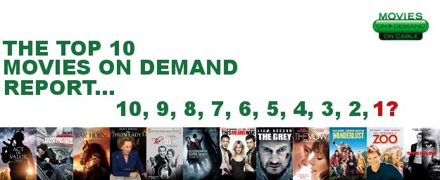Jason Sudekis And We're THE MILLERS 3-Peats To The  #1 Movie On Demand