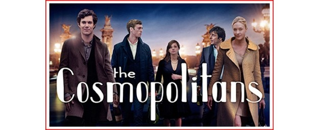 Whit Stillman Turns To Amazon Original Series With THE COSMOPOLITANS