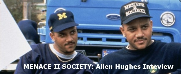 MENACE II SOCIETY's 20th Anniversary - Now On Demand: Interview With Allen Hughes